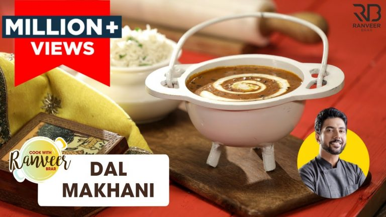 Dal Makhani By Chef Ranveer Brar: Recipe Video