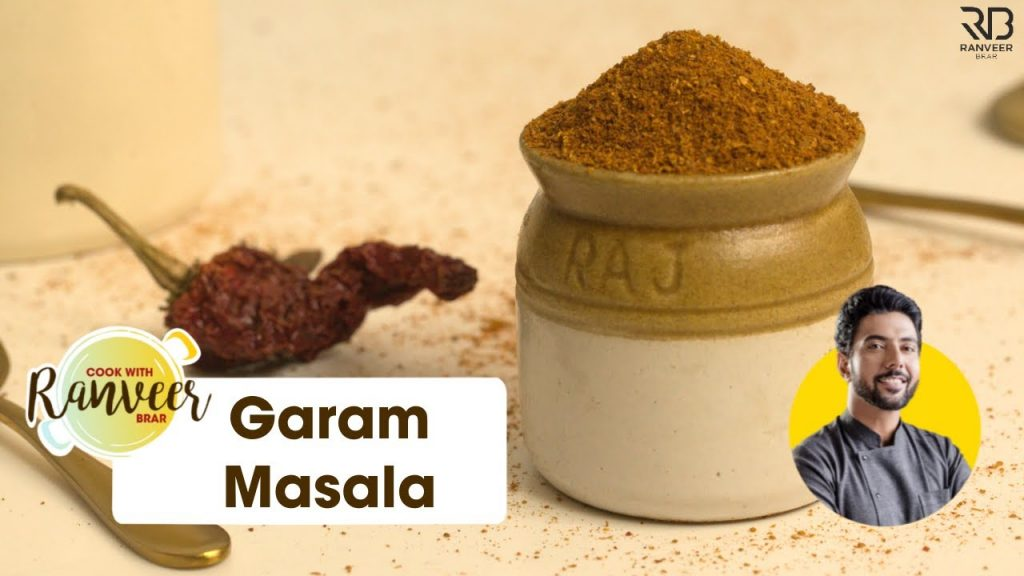 Garam Masala Recipe By Chef Ranveer Brar