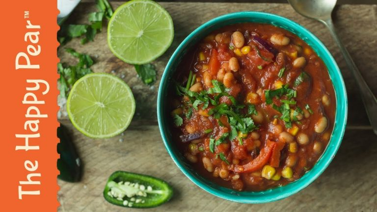 Easy Mexican Beans: Recipe Video