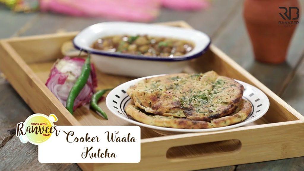 Amritsari Kulcha Recipe By Chef Ranveer Brar