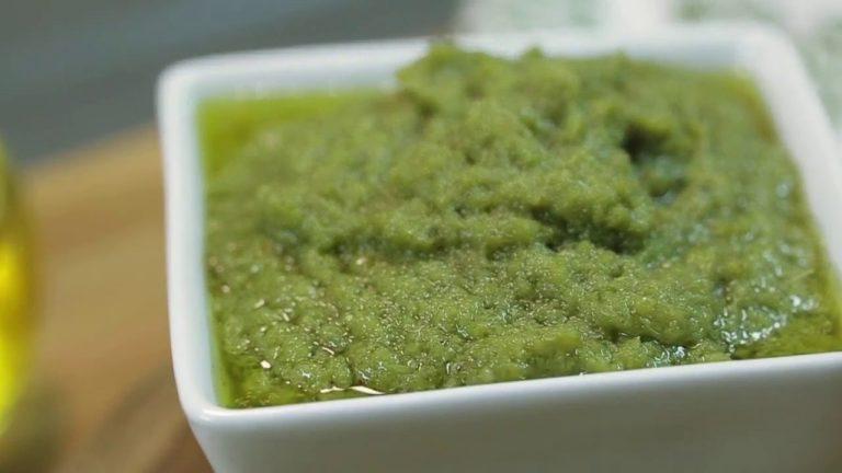Green Pepper Sauce From Africa: Recipe Video