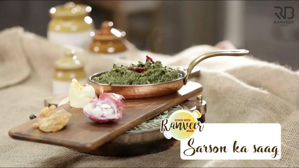 Sarson Da Saag by Chef Ranveer Brar