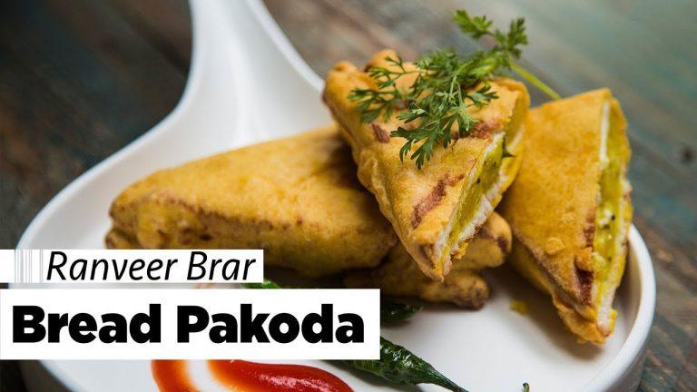 Bread Pakoda Quick Recipe By Chef Ranveer Brar