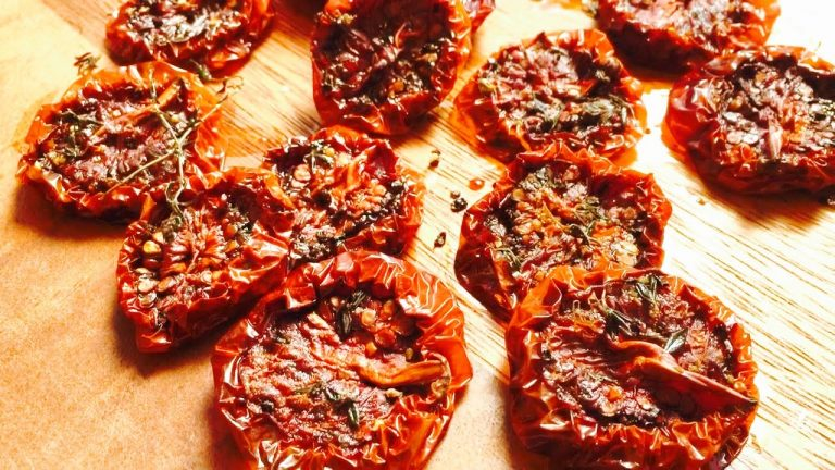 Oven-Dried Tomatoes: How To Dry And Preserve