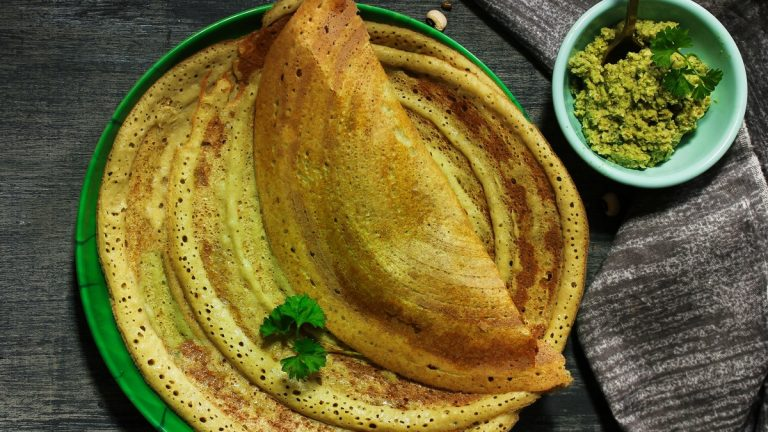 Green Moong Dosa Recipe: Super Healthy
