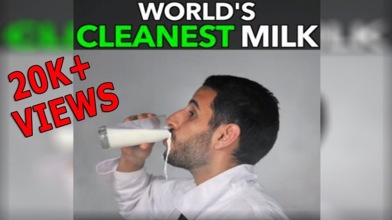 Real Milk But No Cows: Remilk Innovation That Will Save Our Planet