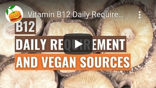 Vegan Sources of Vitamin B12 - YouTube