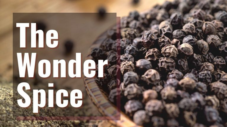 Black Pepper: Health Benefits and Side Effects