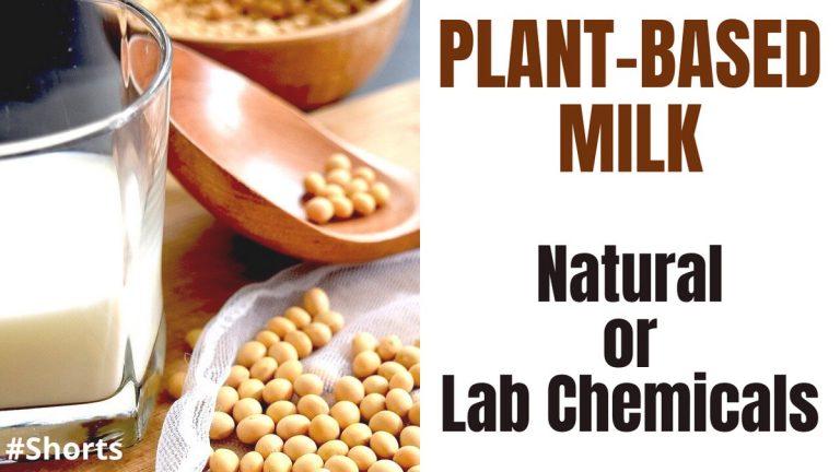 Is Vegan Milk Natural?